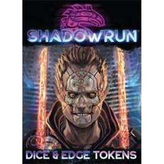 Shadowrun 6E: Dice & Edge Tokens