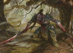Highborn Vampire Art Card