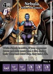 Nebula: Sister to Gamora