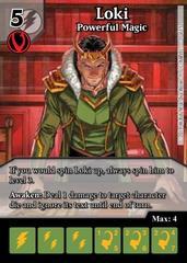 Loki: Powerful Magic - Foil