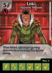 Loki: Illusions Abound - Foil
