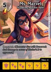 Ms. Marvel: Standing Against Hate - Foil