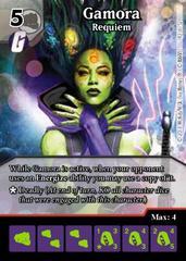 Gamora: Requiem - Foil