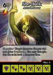 She-Hulk: Astral Planar - Foil