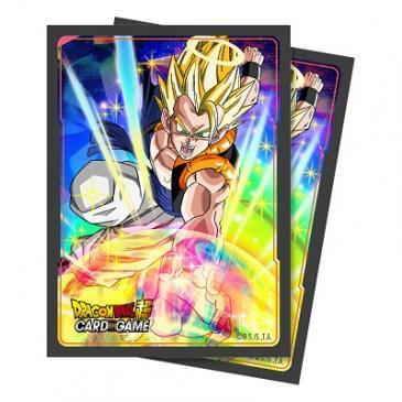Ultra Pro - Dragon Ball Super: Standard Size Deck Protector 65Ct - Super Saiyan Gogeta (Angel)