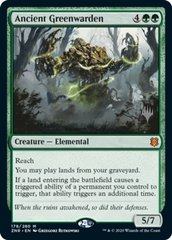 Ancient Greenwarden - Foil - Promo Pack