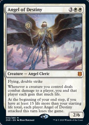 Angel of Destiny - Foil - Promo Pack