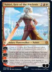 Nahiri, Heir of the Ancients - Foil - Promo Pack