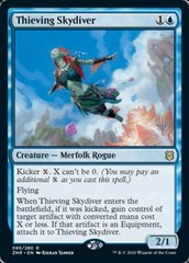 Thieving Skydiver - Foil - Promo Pack