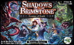 Shadows of Brimstone: Core - Swamps of Death - Revised Core Set