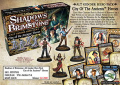 Shadows of Brimstone: City of the Ancients Alt-Gender Hero Pack