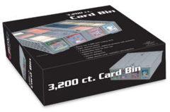 BCW Card Bin (3,200 ct.)