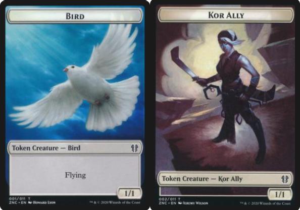 Bird Token // Kor Ally Token