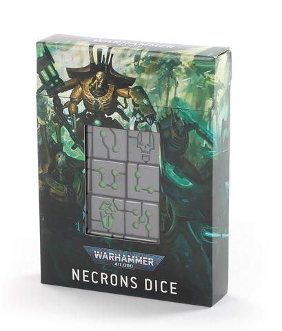 Warhammer 40000: Necrons Dice