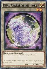 Dual Avatar Spirit Token - OP14-EN026 - Super Rare - Unlimited Edition