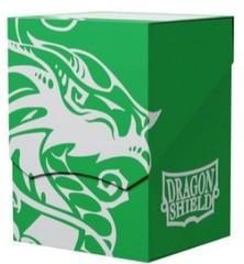 Dragon Shield Shell Green Black