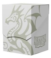 Dragon Shield Shell White Black