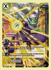 Piccolo, Savior From the Beyond - P-244 - PR - Foil