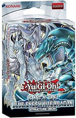Saga of Blue-Eyes White Dragon Structure Deck - Unlimited Edition