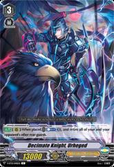 Decimate Knight, Urheged - V-BT10/048EN - C