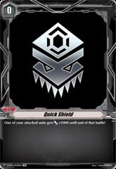 Quick Shield (Tachikaze) - V-BT10/SP30EN - SP (Special Parallel)