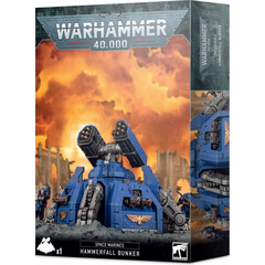 Space Marines: Hammerfall Bunker