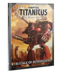 Adeptus Titanicus: Crucible Of Retribution (Eng)