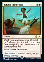 Teferi's Protection - Foil