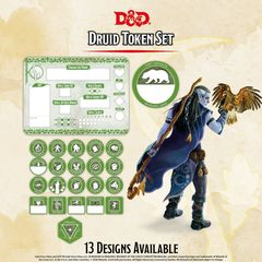 D&D Token Set: Druid