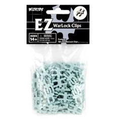 Warlock Tiles: Warlock Ez Clips (100 Ct.)