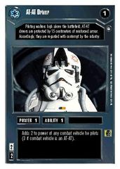 AT-AT Driver - Unlimited