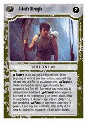 A Jedi's Strength - Unlimited - Uncommon