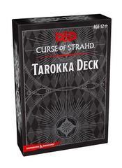 Curse of Strahd Tarokka (D&D adventure 5th edition)