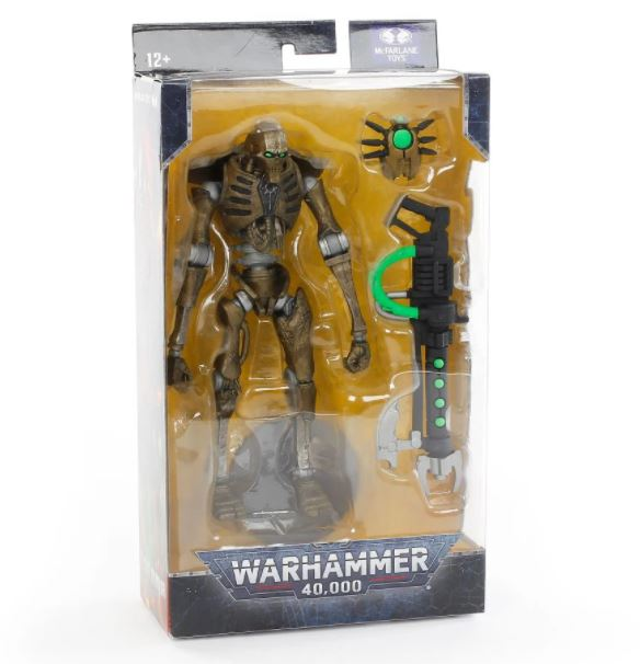 McFarlane Toys: Necron Warrior Action Figure