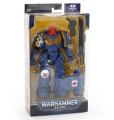 McFarlane Toys: Ultramarines Primaris Assault Intercessor Sergeant Action Figure