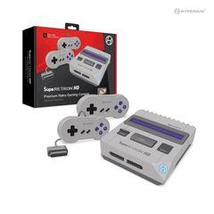 SupaRetroN HD Gaming Console for SNES/ Super Famicom - Hyperkin