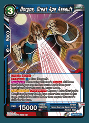 Borgos, Great Ape Assault - DB3-039 - C