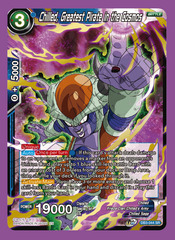 Chilled, Greatest Pirate in the Cosmos - DB3-044 - SR
