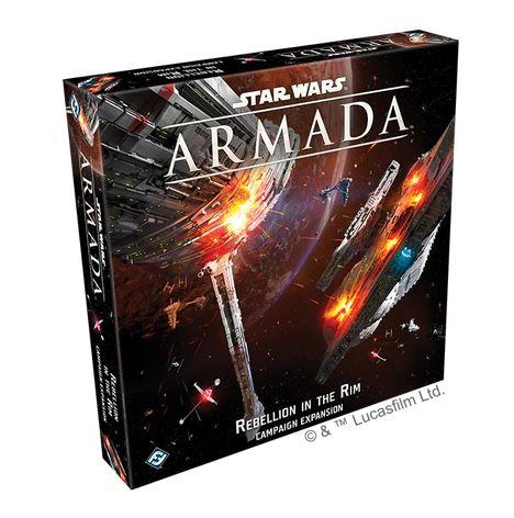 Star Wars: Armada: Rebellion in the Rim