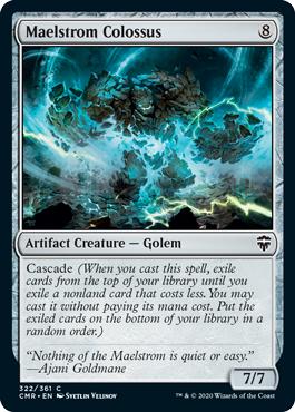 Maelstrom Colossus - Foil