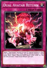 Dual Avatar Return - PHRA-EN073 - Common - 1st Edition