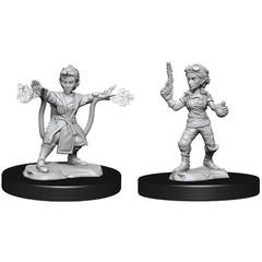 D&D Nolzur's Marvelous Unpainted Miniatures: W14 Female Gnome Artificer