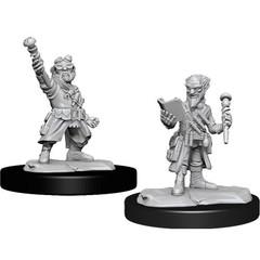 D&D Nolzur's Marvelous Unpainted Miniatures: W14 Male Gnome Artificer
