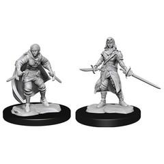 D&D Nolzur's Marvelous Unpainted Miniatures: W14 Female Half-Elf Rogue