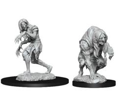 Pathfinder Battles Deep Cuts: Annis Hag & Green Hag (Wave 14)
