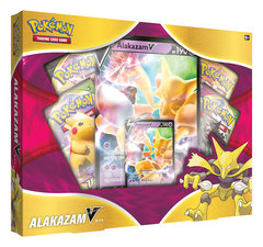 SS: Sword & Shield - Box Set - Alakazam V Box
