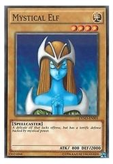 Mystical Elf - DEM3-EN001 - Common