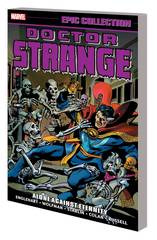 Doctor Strange Epic Collection Tp Alone Against Eternity (STL174046)