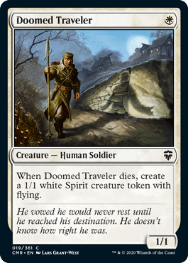 Doomed Traveler