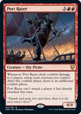 Port Razer - Foil